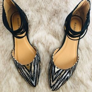 Rampage Cinna Shoes NWOB